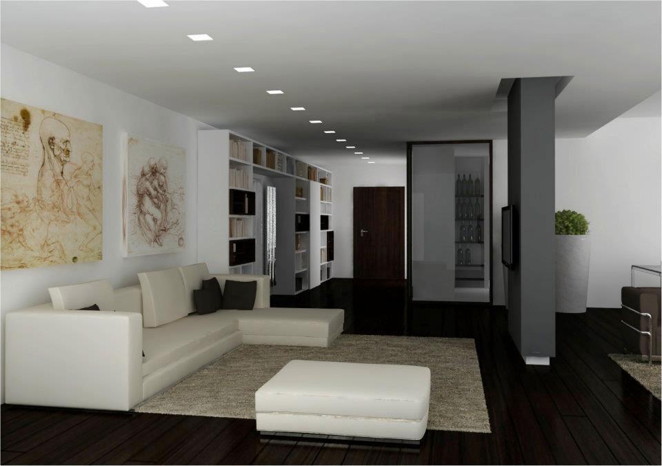 Progettazione di spazi interni ed esterni mohd mollura for Case design interni