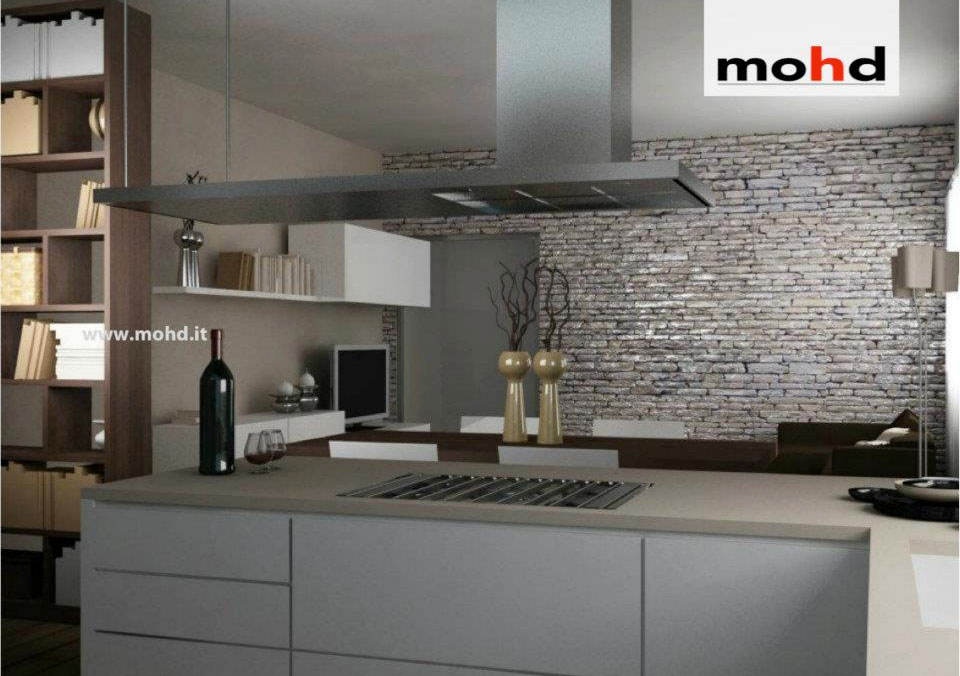 Interior Design Cucine. Linear Kitchens With Interior Design ...