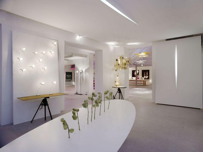 lucellino wall ingo maurer lampade a parete in lista nozze mollura home design. Black Bedroom Furniture Sets. Home Design Ideas