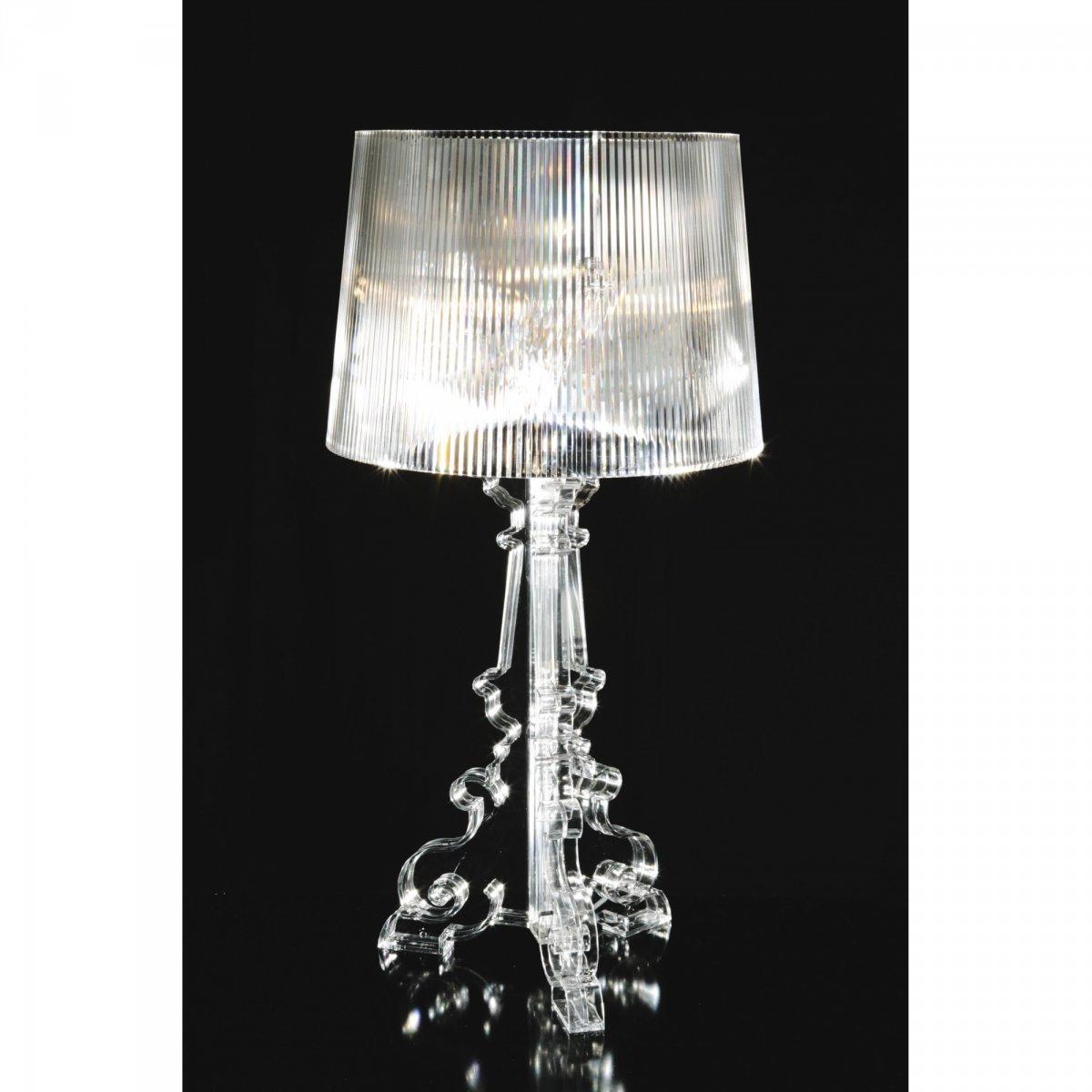 bourgie kartell lampade da tavolo in lista nozze mollura home design. Black Bedroom Furniture Sets. Home Design Ideas