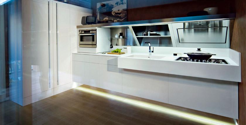 Kube di Snaidero | Cucine - Arredamento | Mollura Home Design