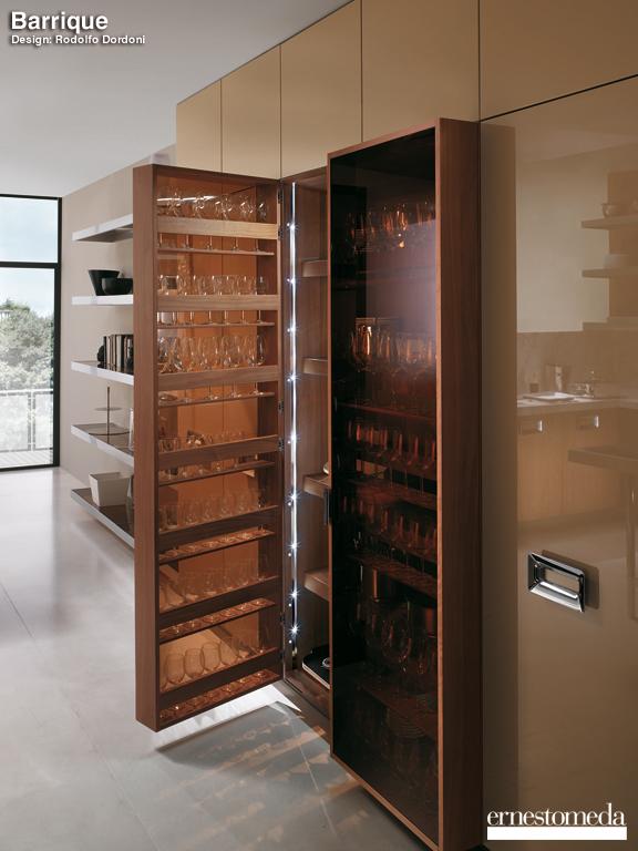 Barrique di Ernesto Meda | Cucine - Arredamento | Mollura Home Design