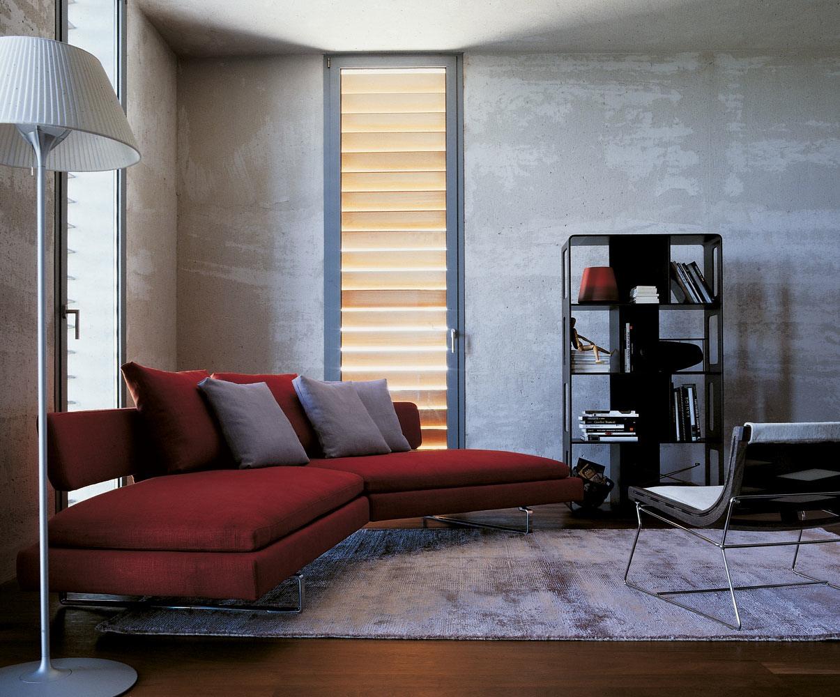 Arne di b b italia divani e poltrone arredamento for Arredamento b b