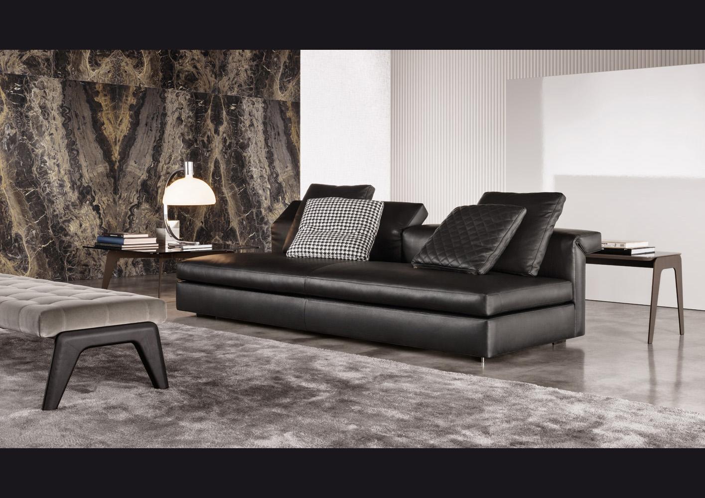 Collar di minotti divani e poltrone arredamento mollura home design - Divano modulare driade ...