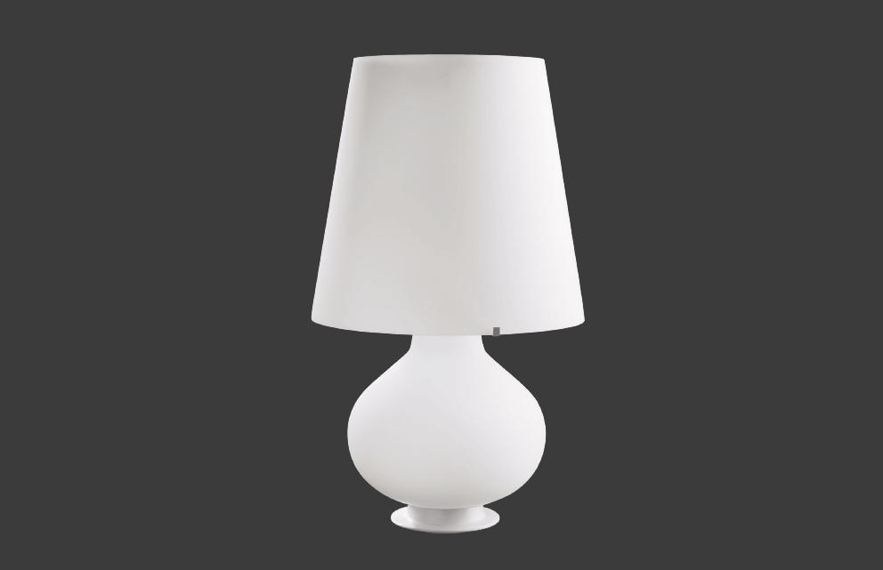 Fontana grande fontanaarte lampade da tavolo in lista for Lampada da tavolo grande