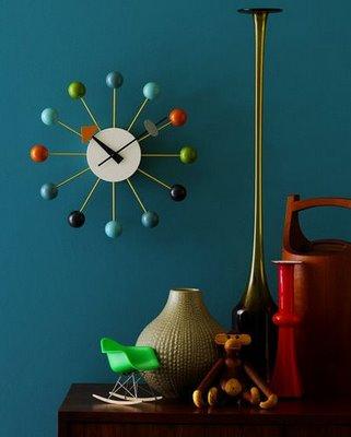 ball clocks vitra orologi in lista nozze mollura home design. Black Bedroom Furniture Sets. Home Design Ideas