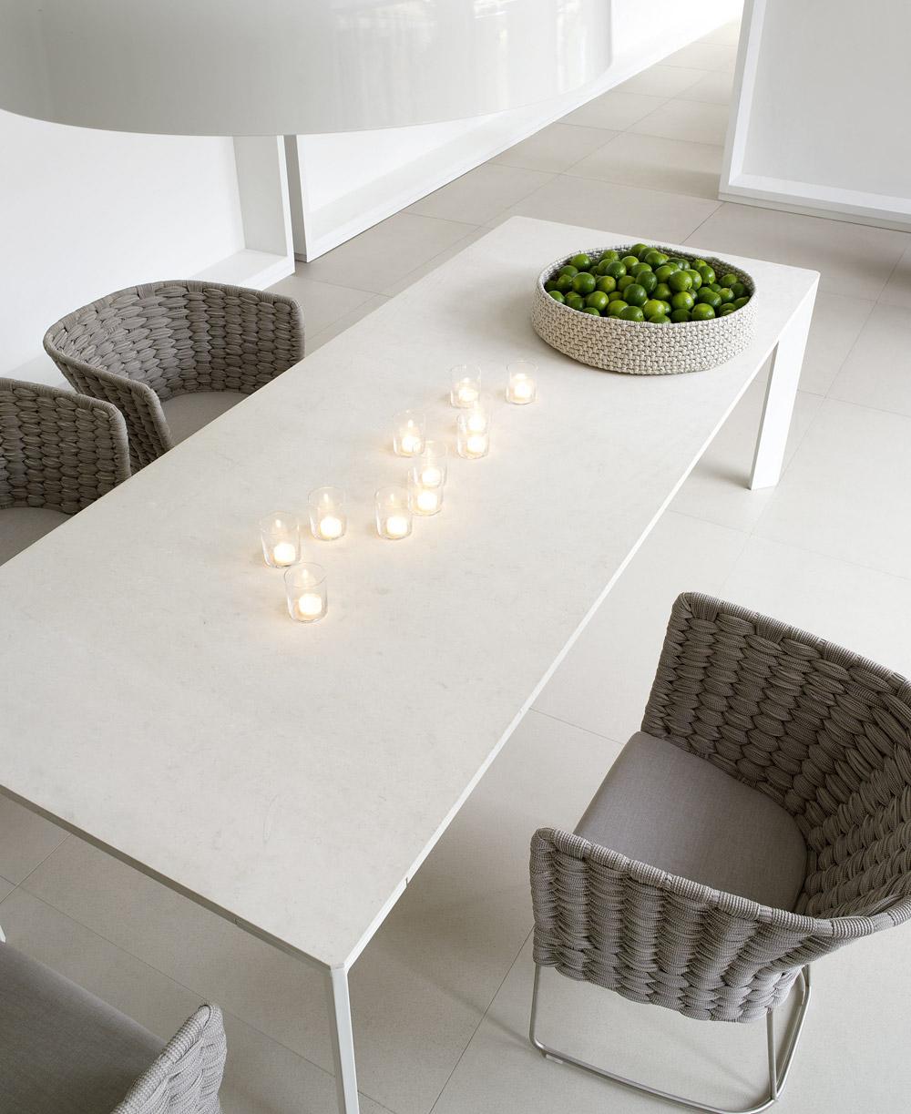 sunset di paola lenti tavoli outdoor mollura home design ForPaola Lenti