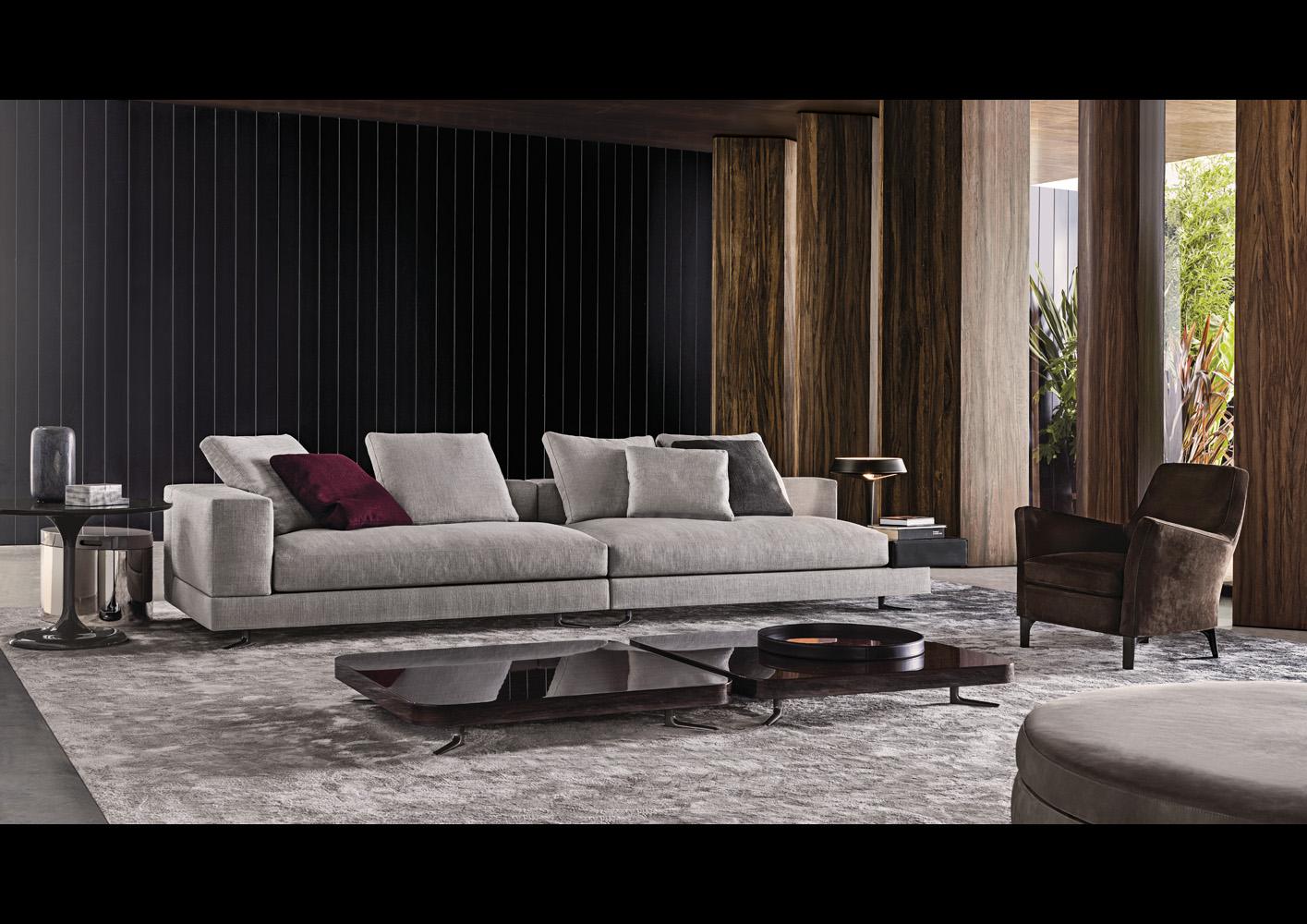 White di Minotti | Divani e Poltrone - Arredamento | Mollura Home Design