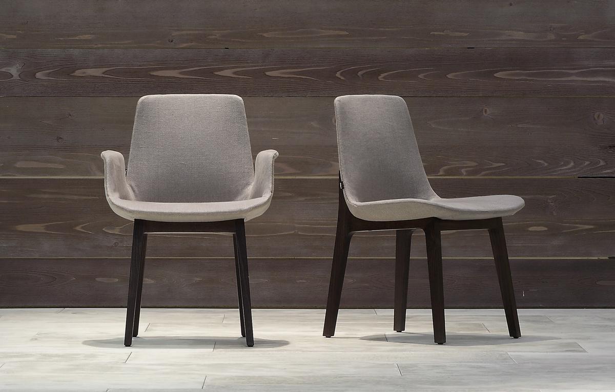 Ventura seat di poliform sedie poltroncine for Arredamento sedie