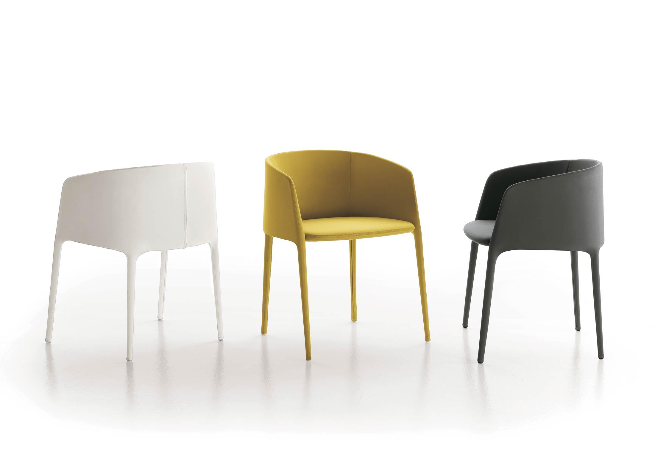 Achille armchair di mdf italia sedie poltroncine for Arredamento sedie