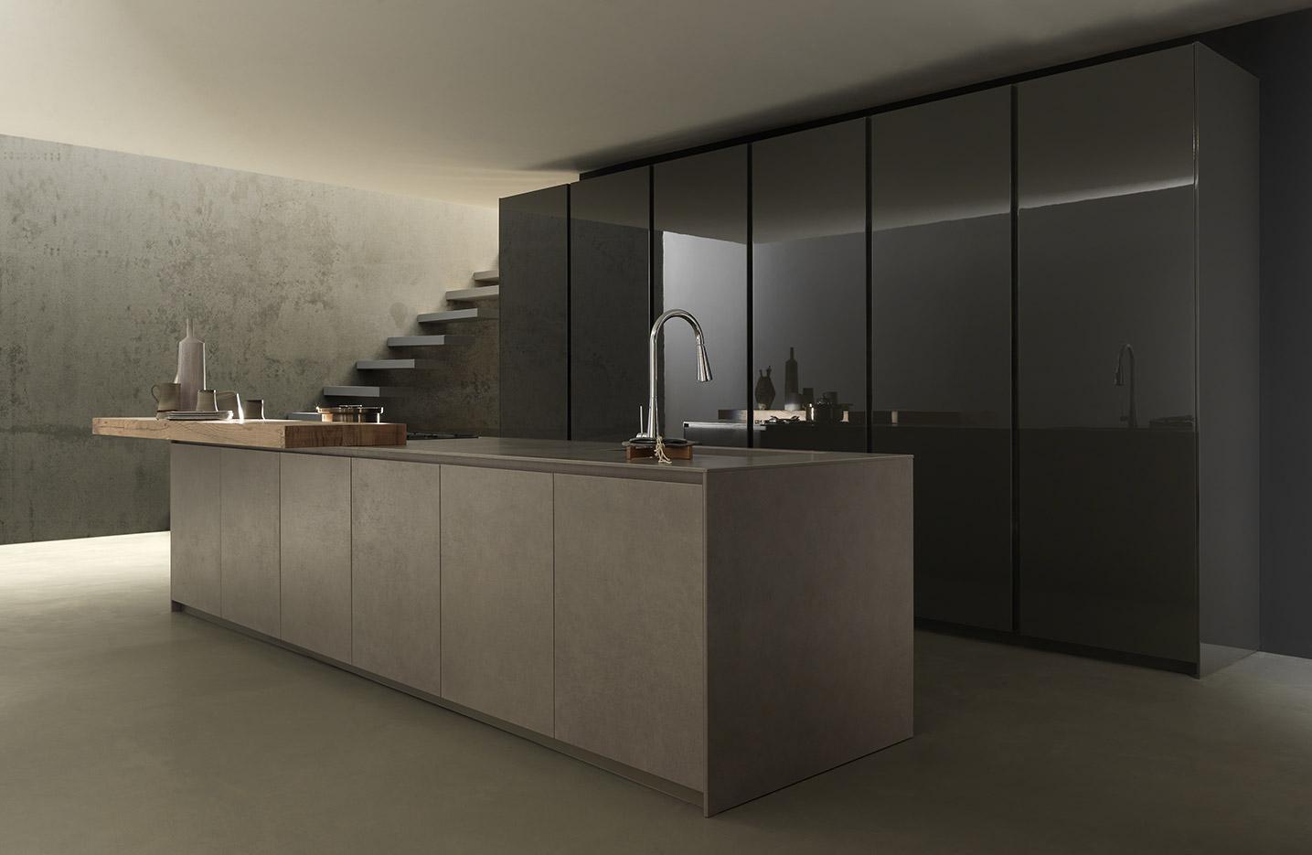 Blade Cucina di Modulnova   Cucine - Arredamento   Mollura Home Design