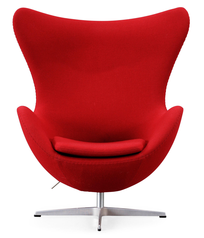 egg chair di fritz hansen poltrone chaise longue arredamento mollura home design. Black Bedroom Furniture Sets. Home Design Ideas