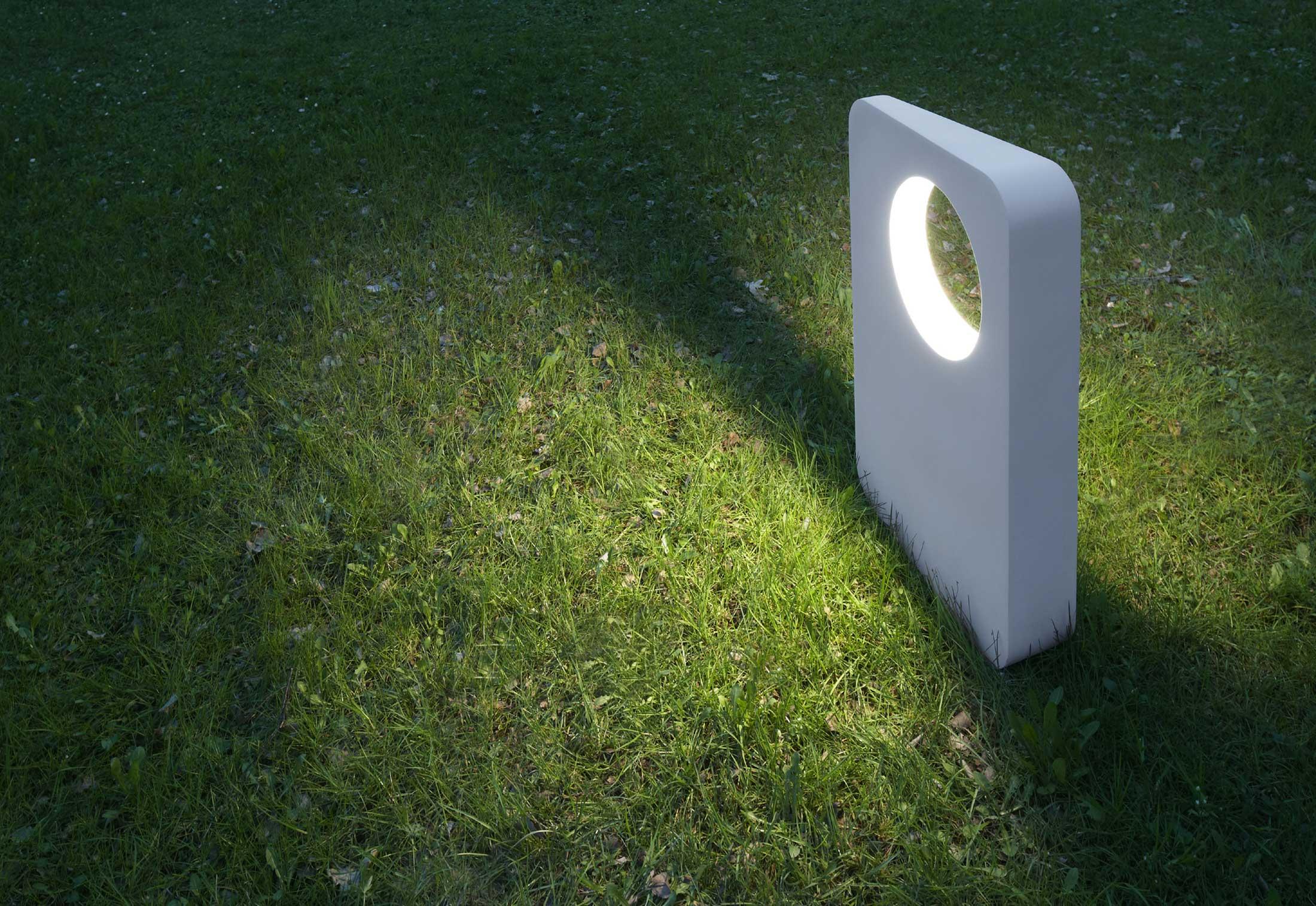 Eraclea di artemide lampade da esterno illuminazione - Lampade da esterno design ...