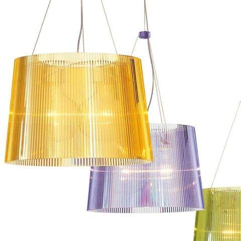 Gè Kartell - Lampade a Sospensione in lista nozze  Mollura Home Design