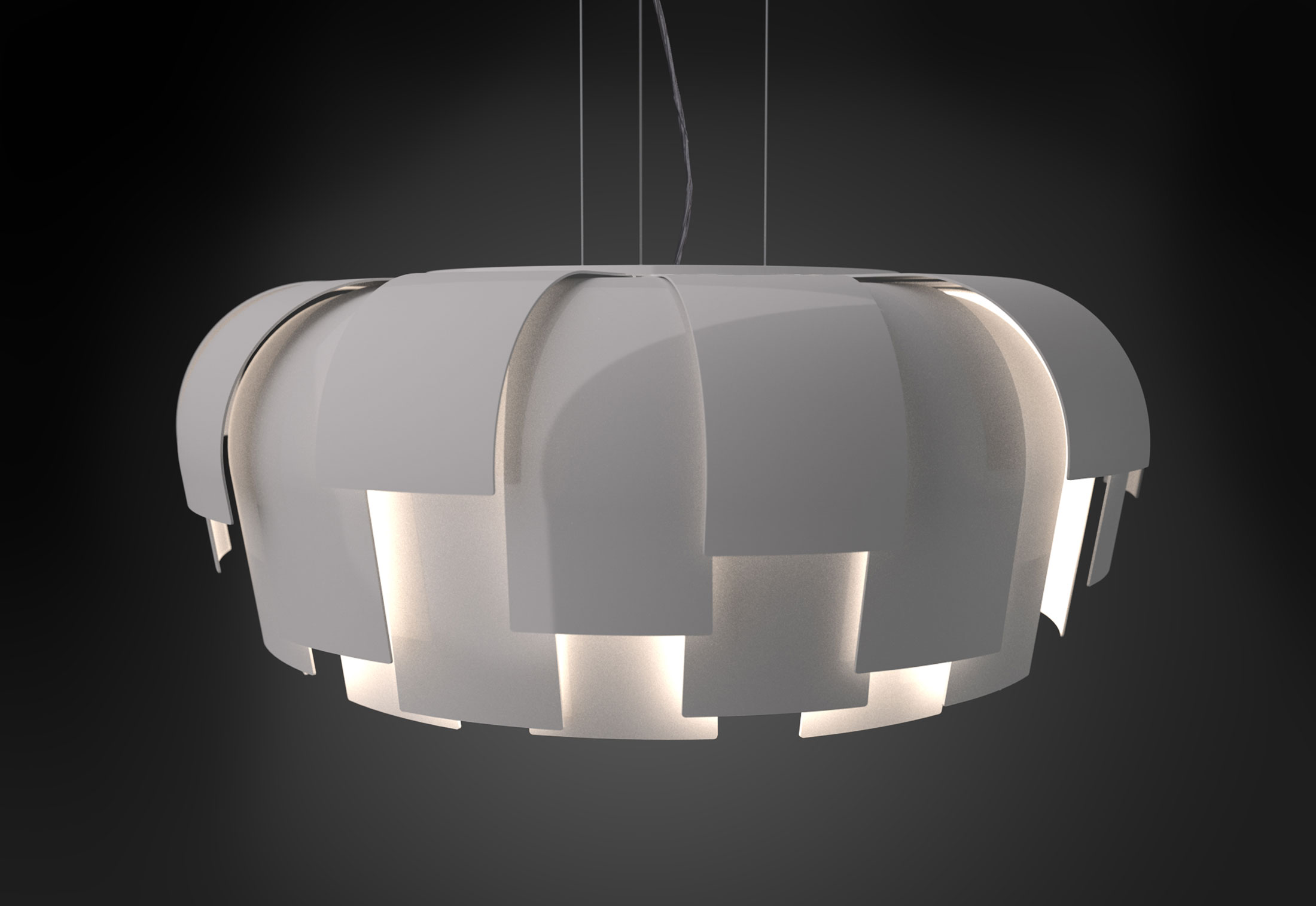 fontana arte lampadari : Wig di FontanaArte Lampadari - Illuminazione Mollura Home Design