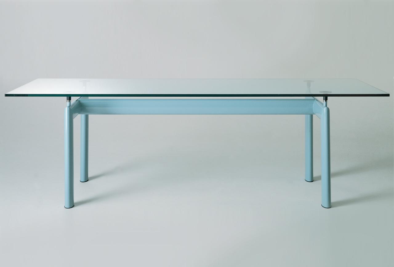 Lc6 cassina tavoli scrivanie in lista nozze mollura home design - Tavolo cristallo le corbusier ...