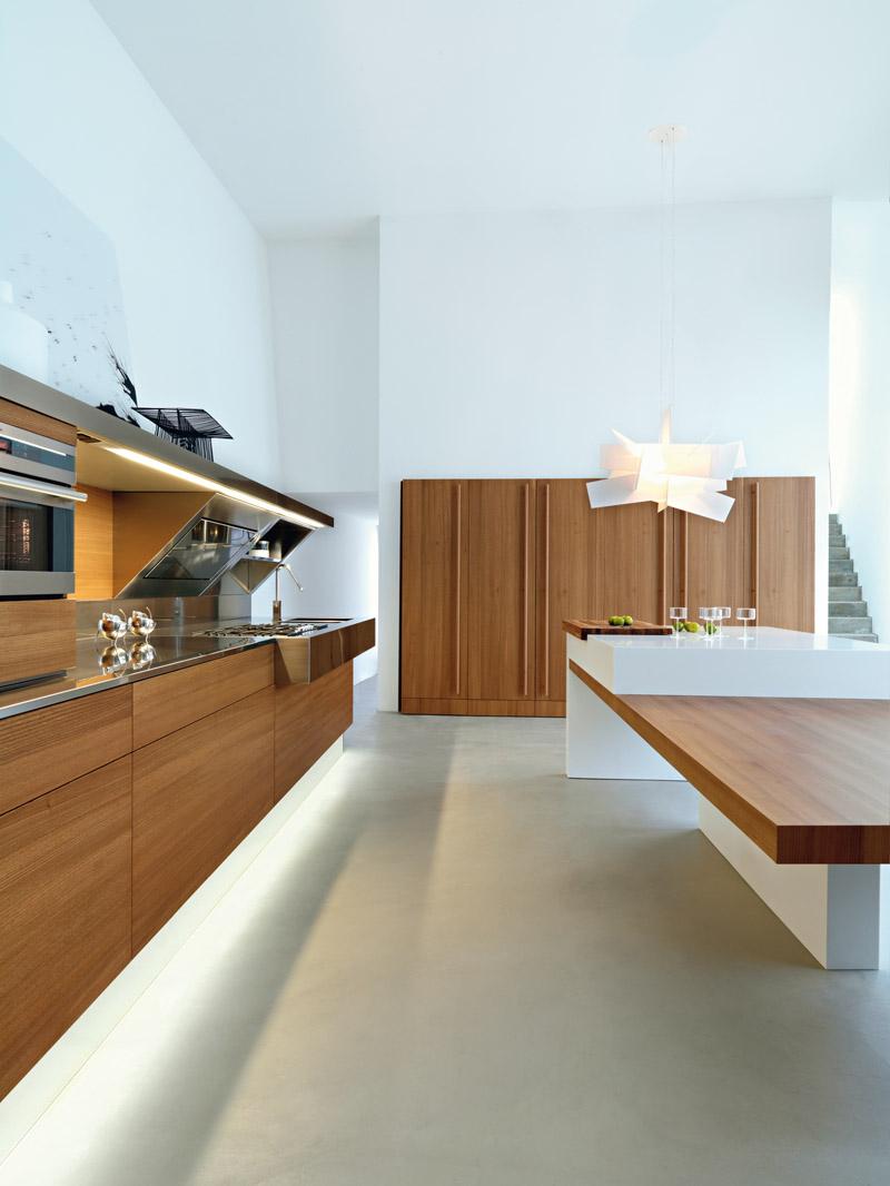 Kube di snaidero cucine arredamento mollura home design for Snaidero cucine