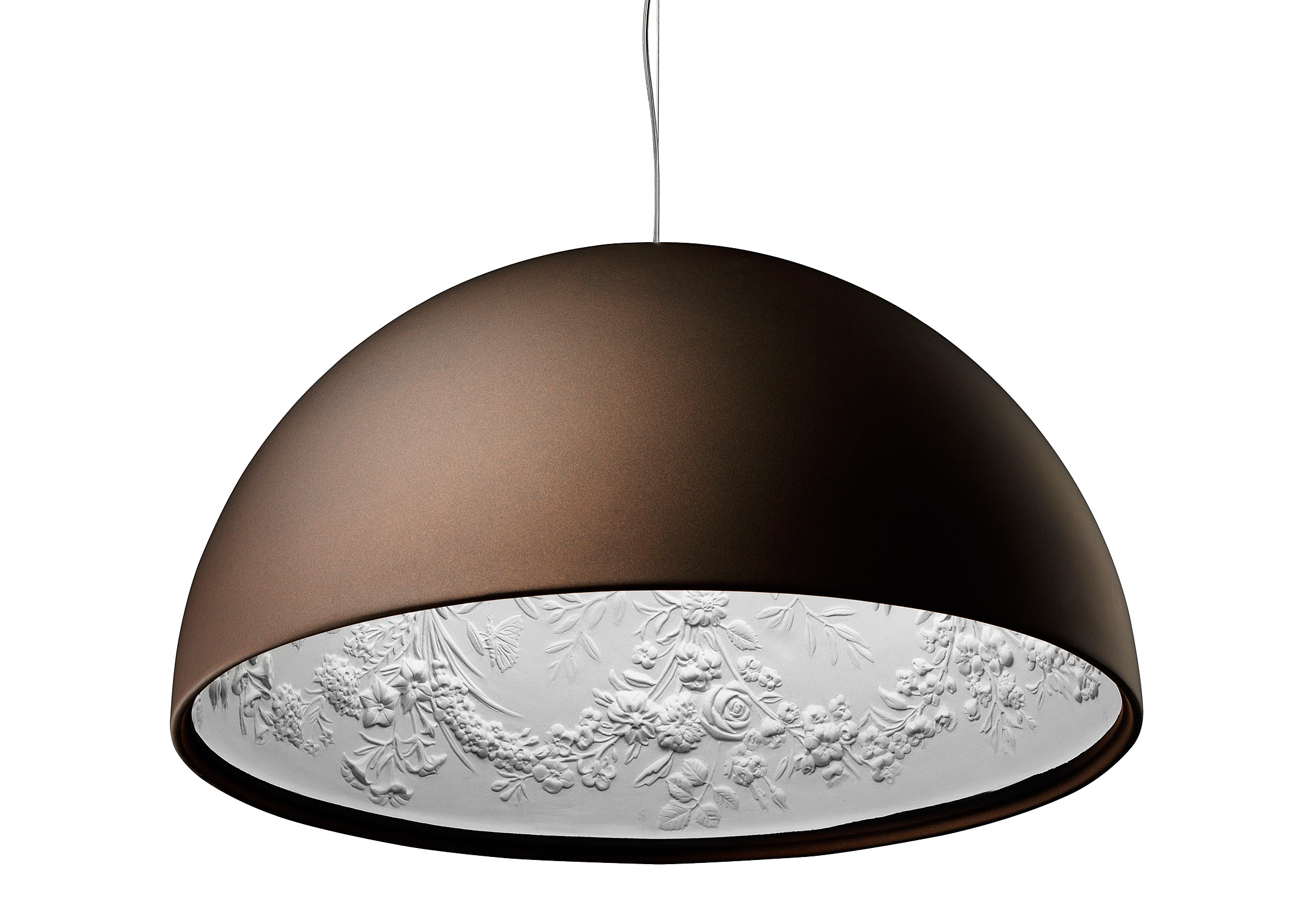 sky garden di flos lampadari illuminazione mollura home design. Black Bedroom Furniture Sets. Home Design Ideas