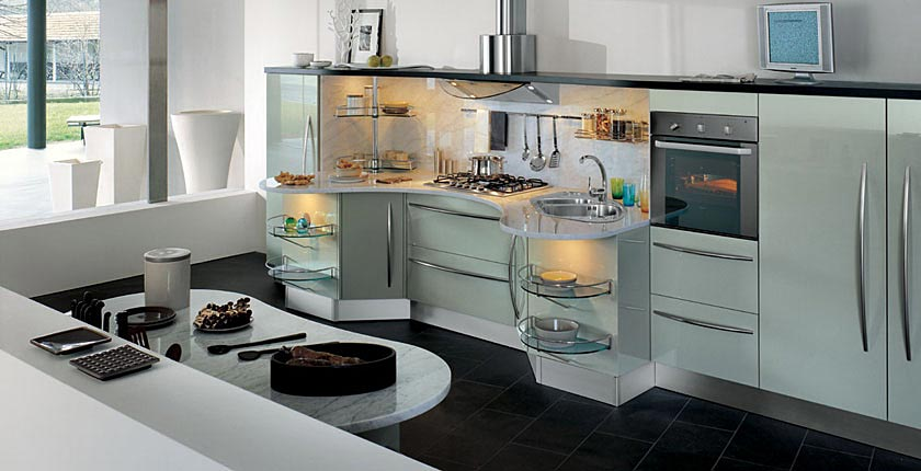 SKYLINE di Snaidero | Cucine - Arredamento | Mollura Home Design