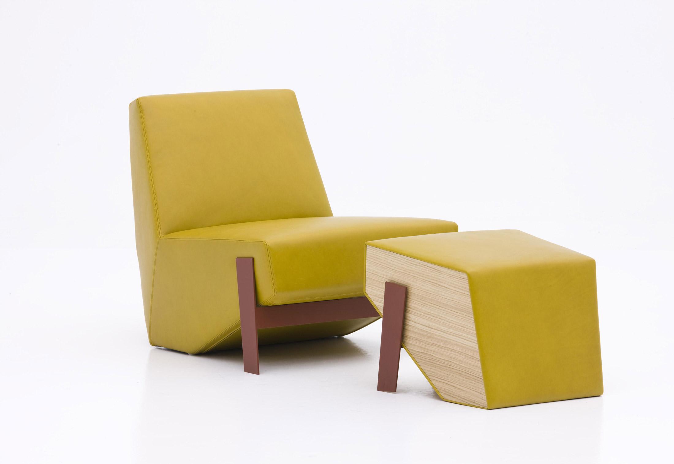 Silver lake armchair di moroso poltrone chaise longue for Poltrone moroso prezzi