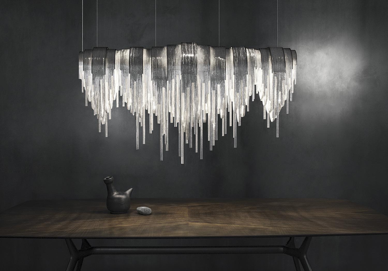 Precious Terzani di Terzani Lampadari - Illuminazione Mollura Home ...