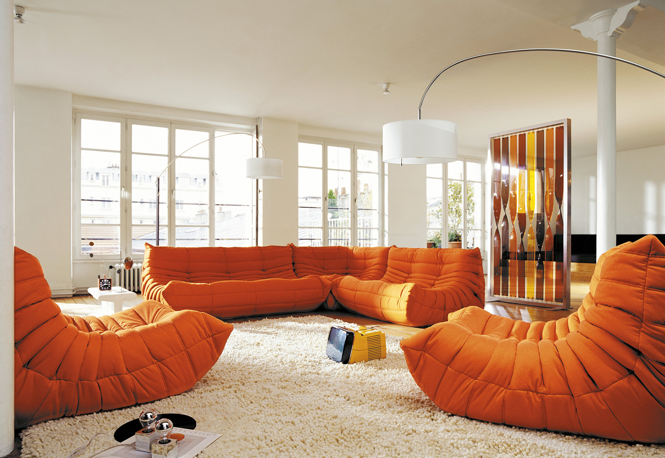 togo di ligne roset divani e poltrone arredamento mollura home design. Black Bedroom Furniture Sets. Home Design Ideas
