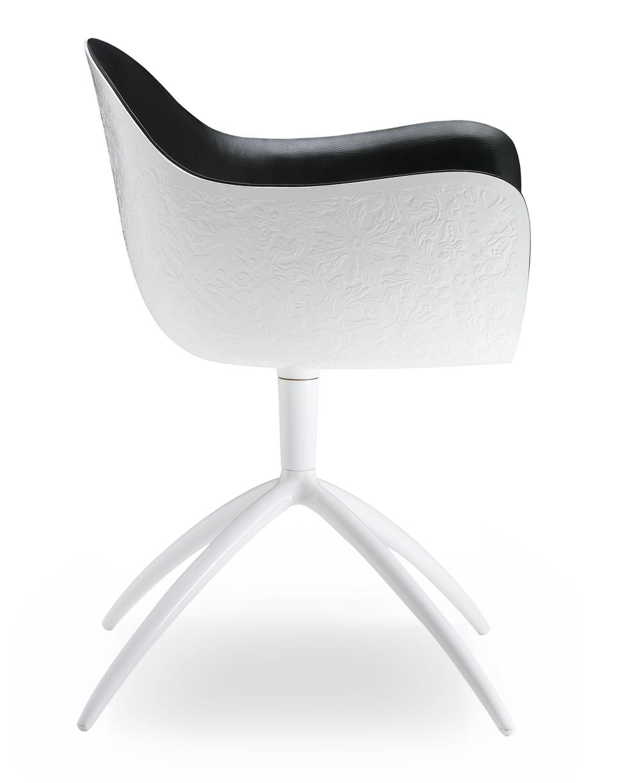 Venus di poliform sedie poltroncine arredamento for Poliform sedie
