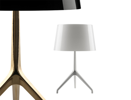 lumiere xxs foscarini lampade da tavolo in lista nozze mollura home design. Black Bedroom Furniture Sets. Home Design Ideas