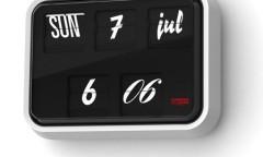 Font Clock Estabilished & Sons Estabilished & Sons