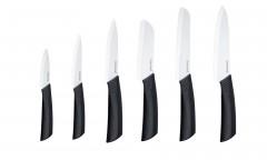 Naifu set coltelli in ceramica bianca Alexander