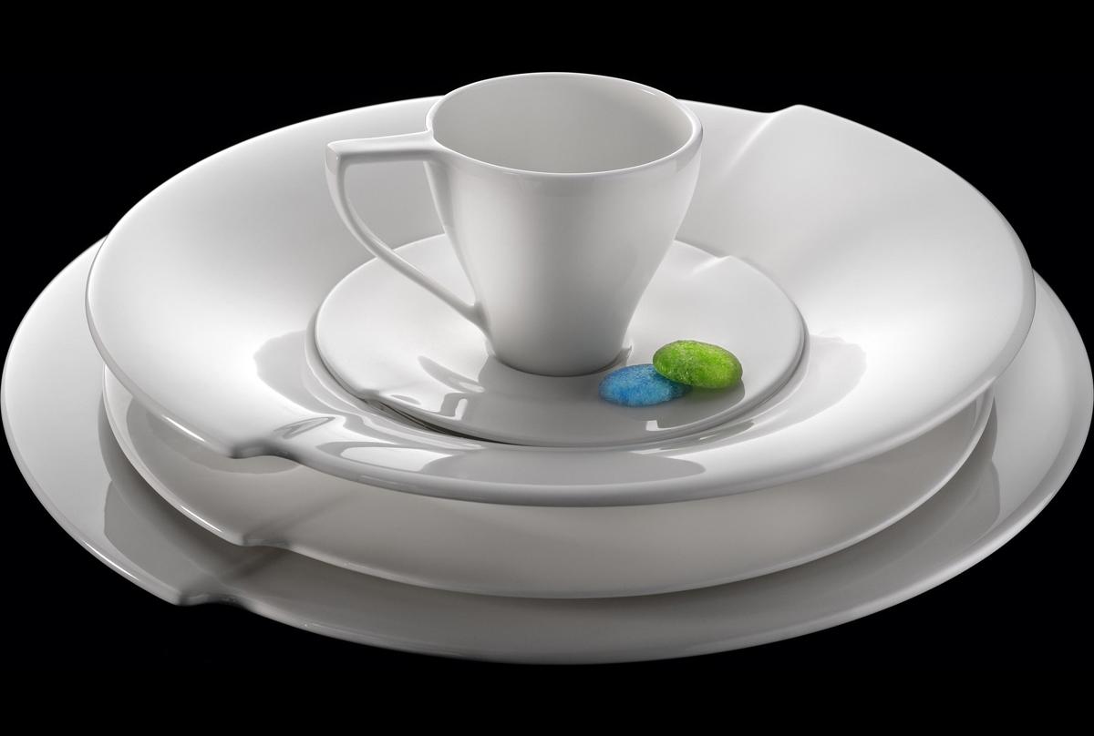 Deva quazar livellara servizi tavola in lista nozze - Servizio piatti design ...