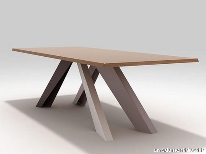 big table bonaldo tavoli scrivanie in lista nozze. Black Bedroom Furniture Sets. Home Design Ideas
