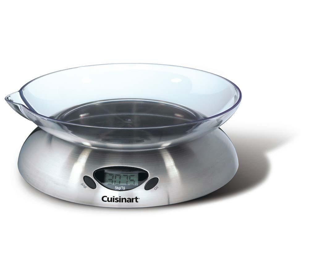 Bilancia da cucina cuisinart accessori cucina in lista for Prodotti da cucina