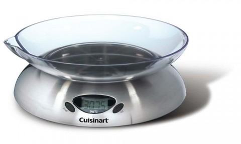 Bilancia da cucina cuisinart accessori cucina in lista nozze mollura home design - Lista utensili da cucina ...