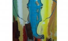 Elephant Colour 90x120 mohd