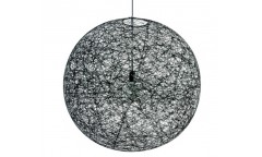 Random Light M Black Ø 80 Moooi