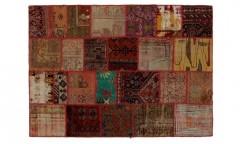Tappeto Patchwork Vintage Golran