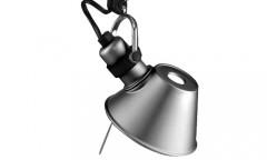 Tolomeo micro pinza alluminio Artemide