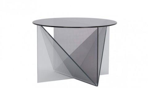 Trace Glass Coffe Table Tom Dixon