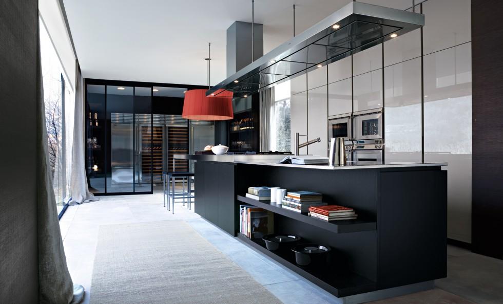 Matrix di varenna cucine arredamento mollura home design for Poliform kitchen designs