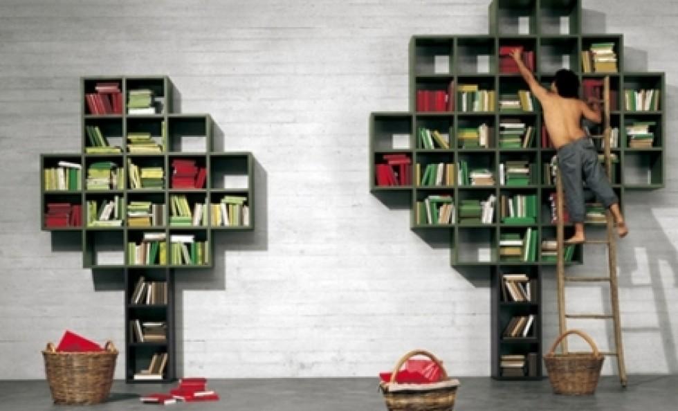 Arredamento Librerie A Parete: Librerie a parete versatilit ...