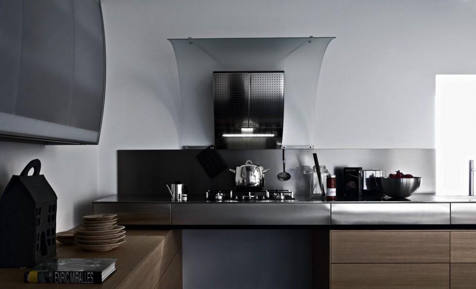 Artematica Inox di Valcucine | Cucine - Arredamento | Mollura Home ...