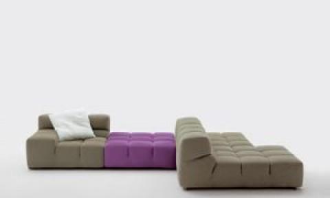 Tufty time di b b italia divani e poltrone arredamento for Divani quale marca scegliere