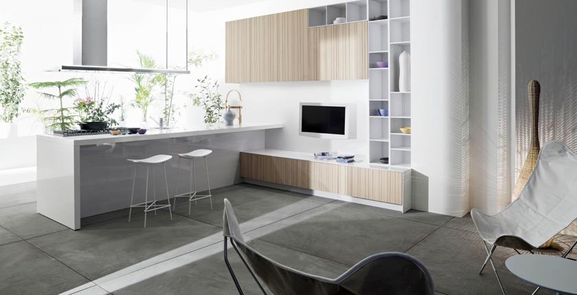 CODE di Snaidero | Cucine - Arredamento | Mollura Home Design