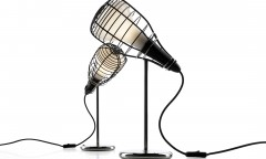 Cage mic Diesel with Foscarini