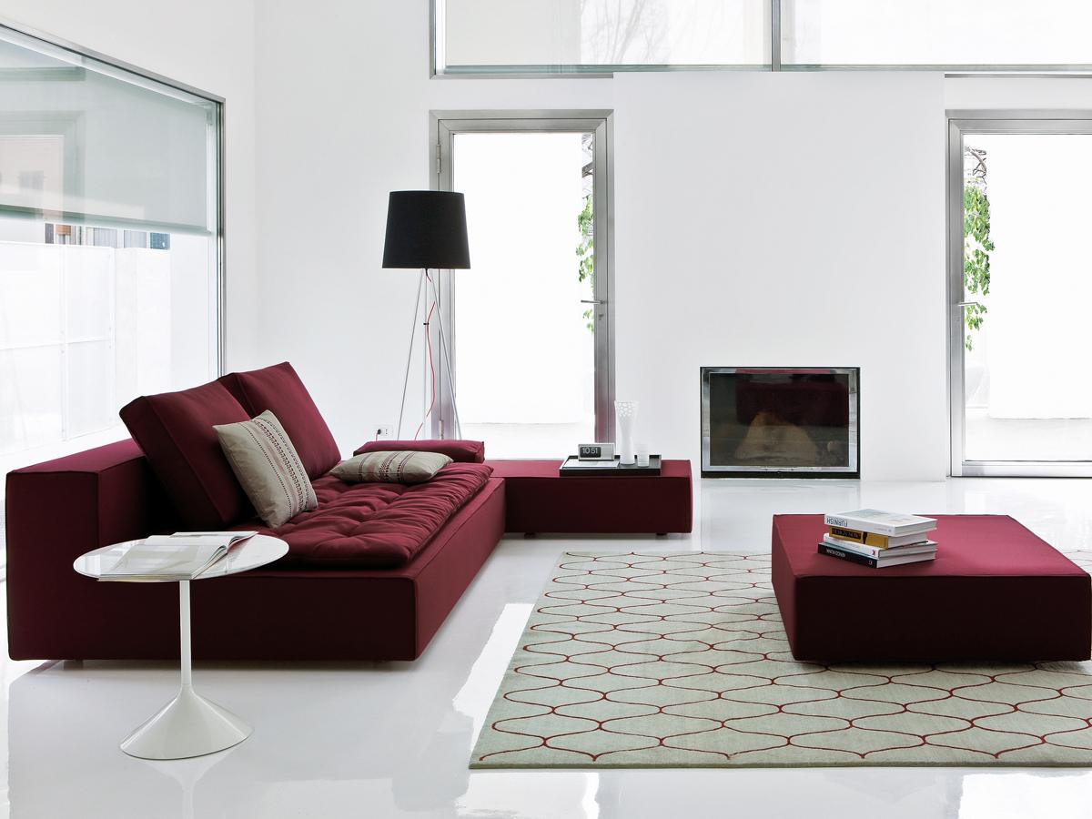 domino di zanotta divani e poltrone arredamento. Black Bedroom Furniture Sets. Home Design Ideas
