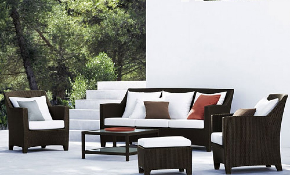 Barcelona divano di dedon outdoor arredamento for Outdoor arredamento