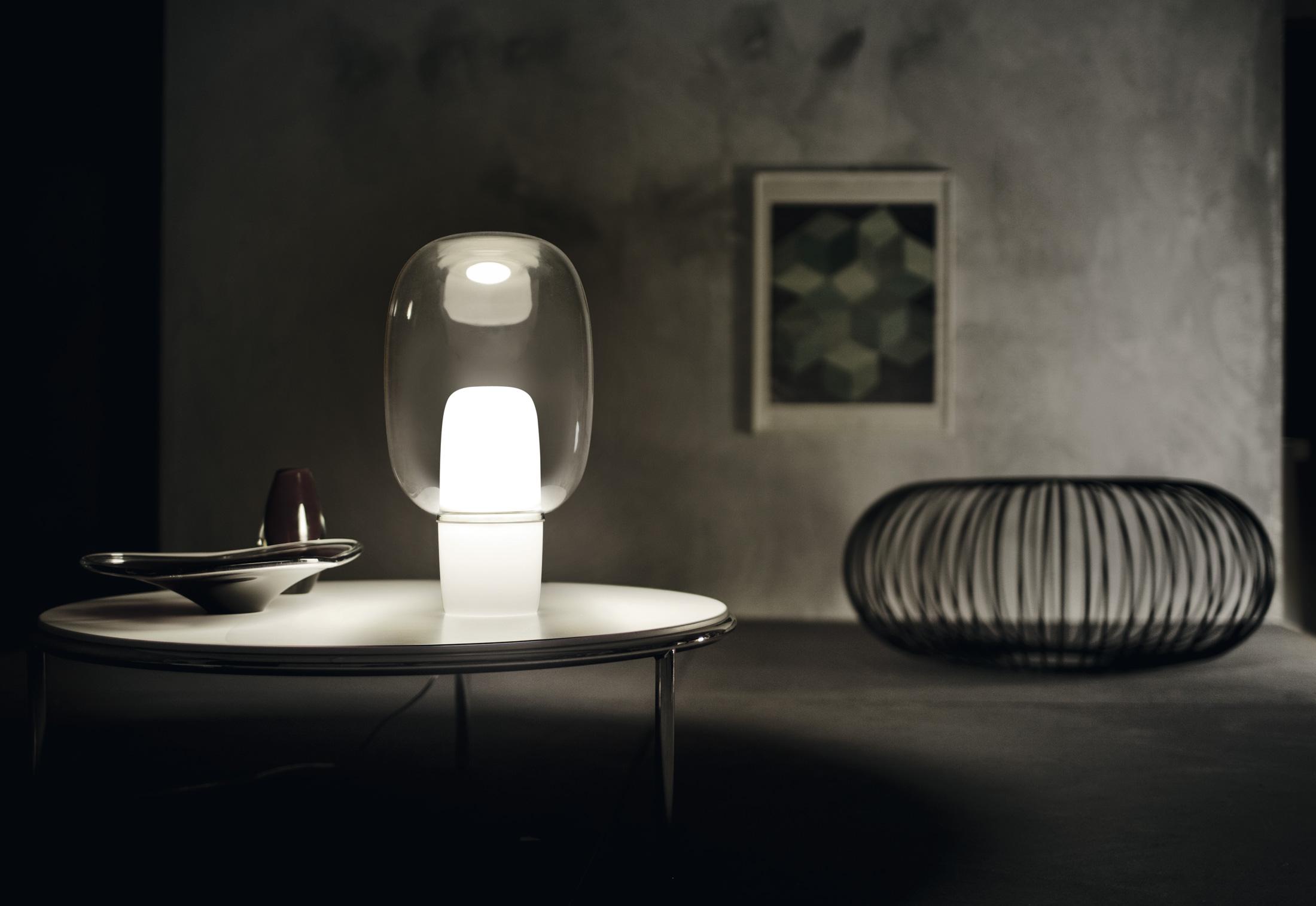 Yoko di Foscarini  Lampade da tavolo - Illuminazione  Mollura Home Design