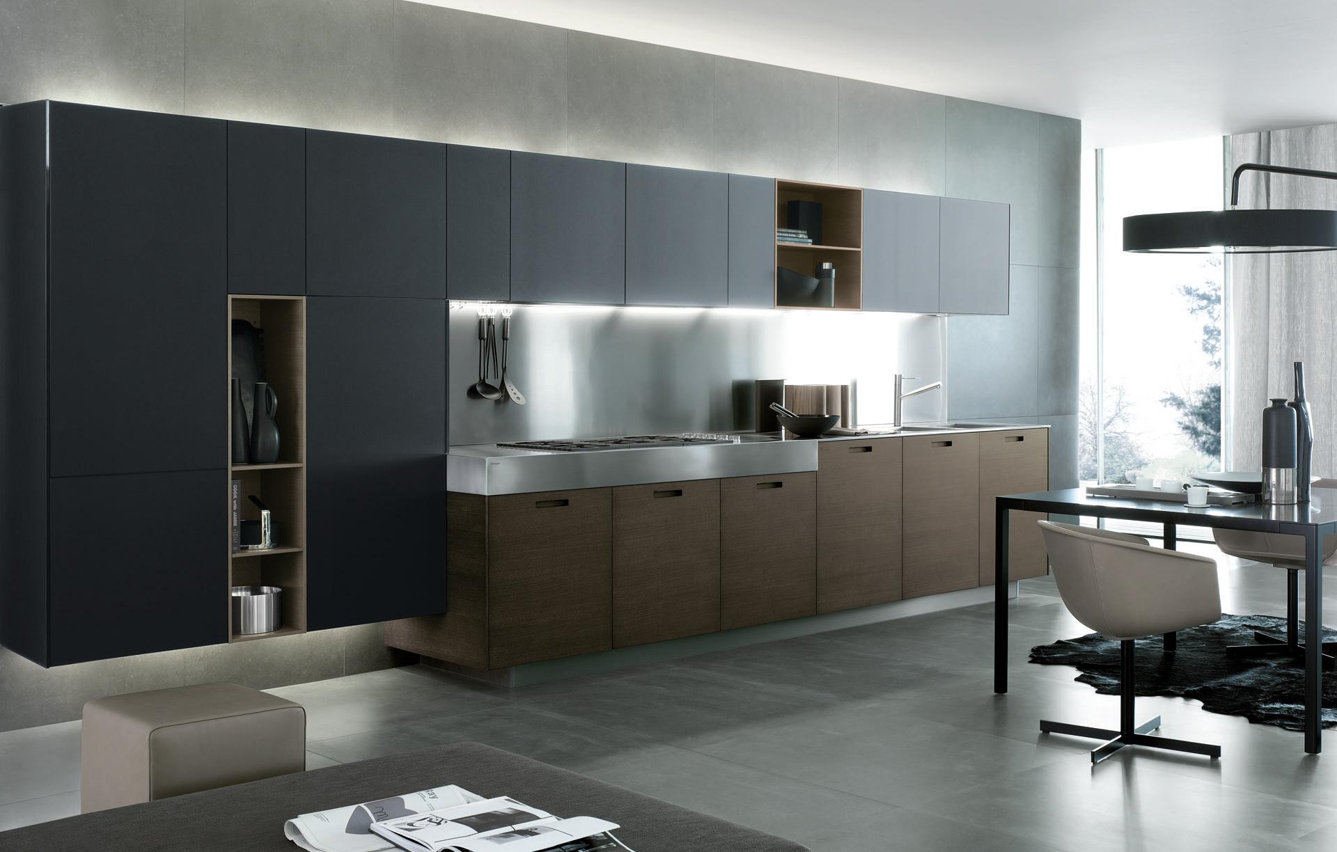 Kyton di varenna cucine arredamento mollura home design for Varenna cuisine