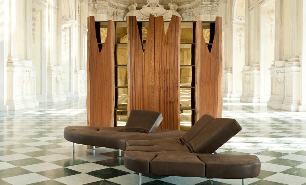 Paesaggi italiani wood di edra madie e mobili per il for Mobili italiani design